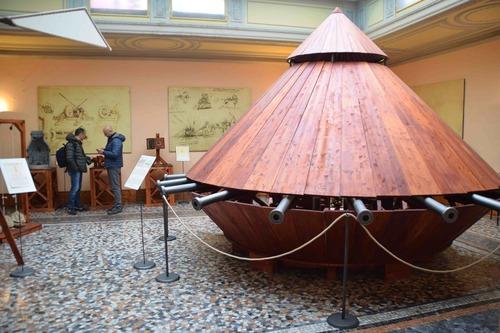Museo Leonardo Da Vinci Firenze.Museo Leonardo Da Vinci En